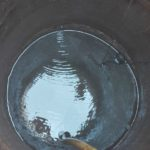 Один шов в колодце портит воду